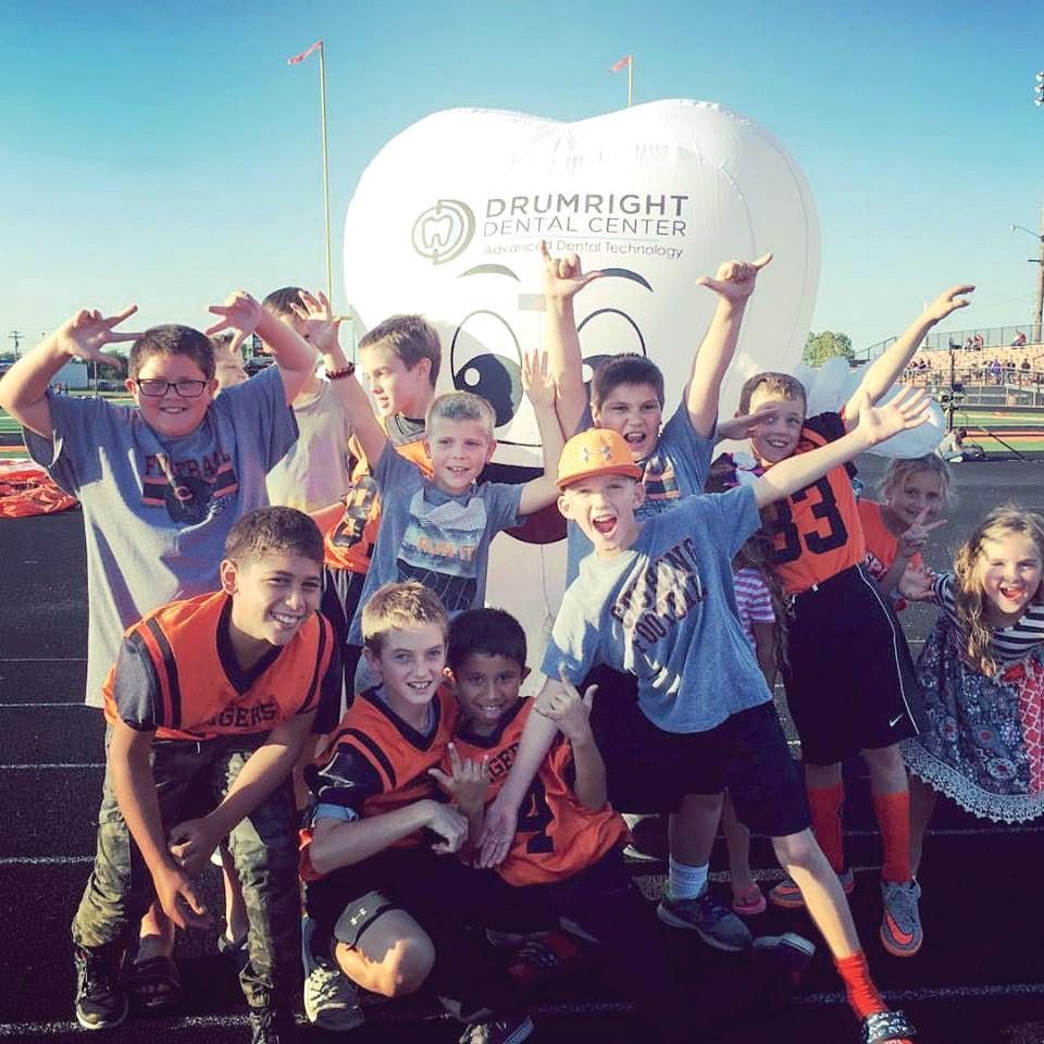 Drumright Dental Center Flag Football Fundraiser