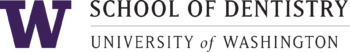 University of Washington School of Dentistry logo