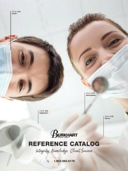 2018 Burkhart Reference Catalog Cover