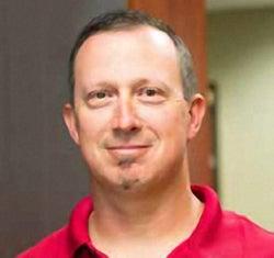 John Ternest, Service Technician, Burkhart