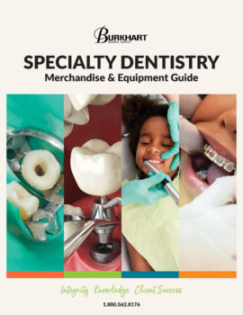 Specialty Dentistry Merchandise and Equipment Guide Cover – 2018