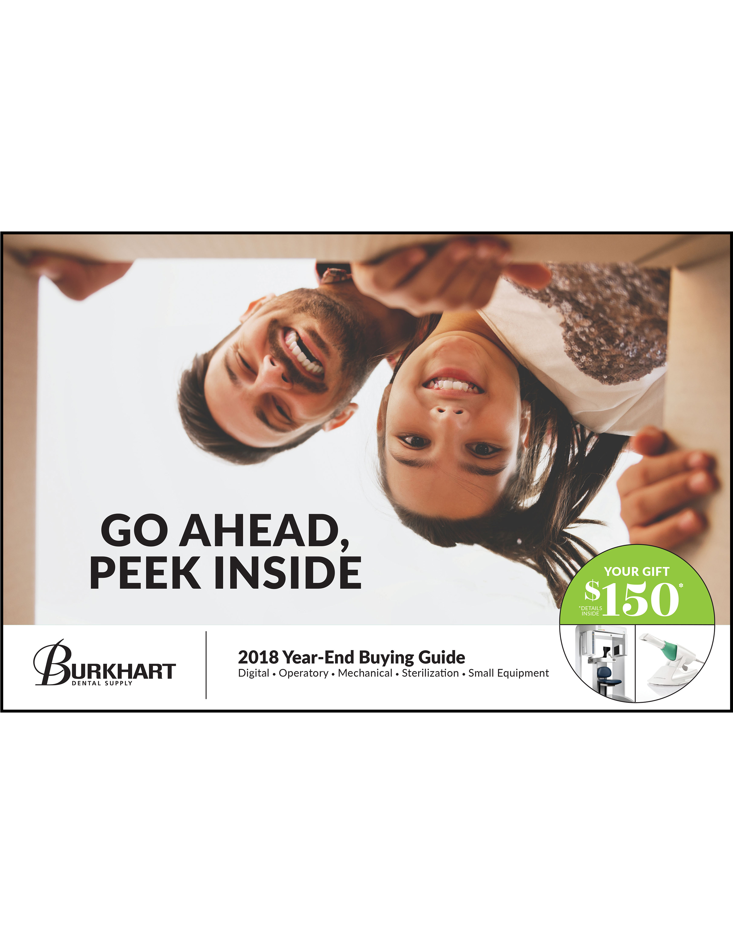 2019 Equipment Year-End Buying Guide Cover