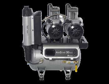 Air Compressors - Equipment & Technology - Burkhart Dental