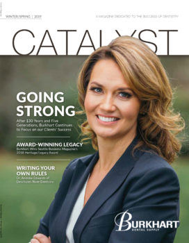 Catalyst Dental Magazine Winter/Spring 2019