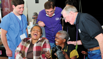 Texas Mission of Mercy (TDA Smiles Foundation)