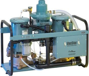 Air Techniques VacStar® 80H Vacuum