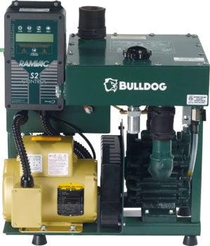 RAMVAC Bulldog QT2 Vacuum Unit