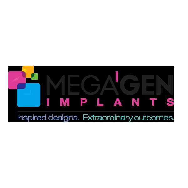 MegaGen Implants logo - Burkhart Dental Supply