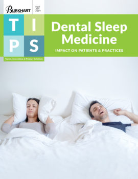 TIPS May/June 2019 Dental Sleep Medicine Cover