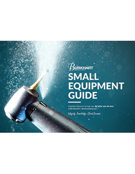 Small Equipment Guide 2019
