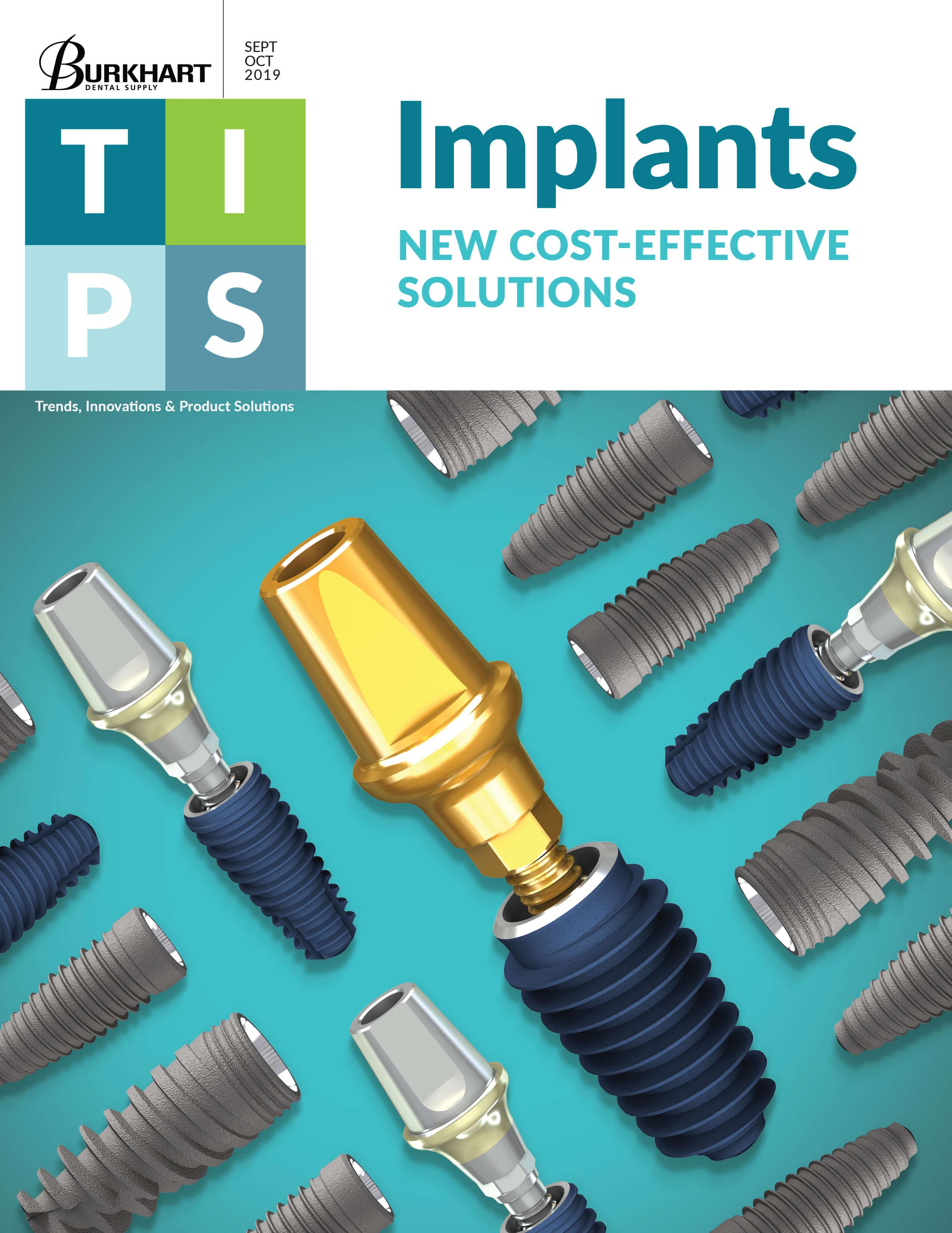 TIPS September/October 2019 Cover