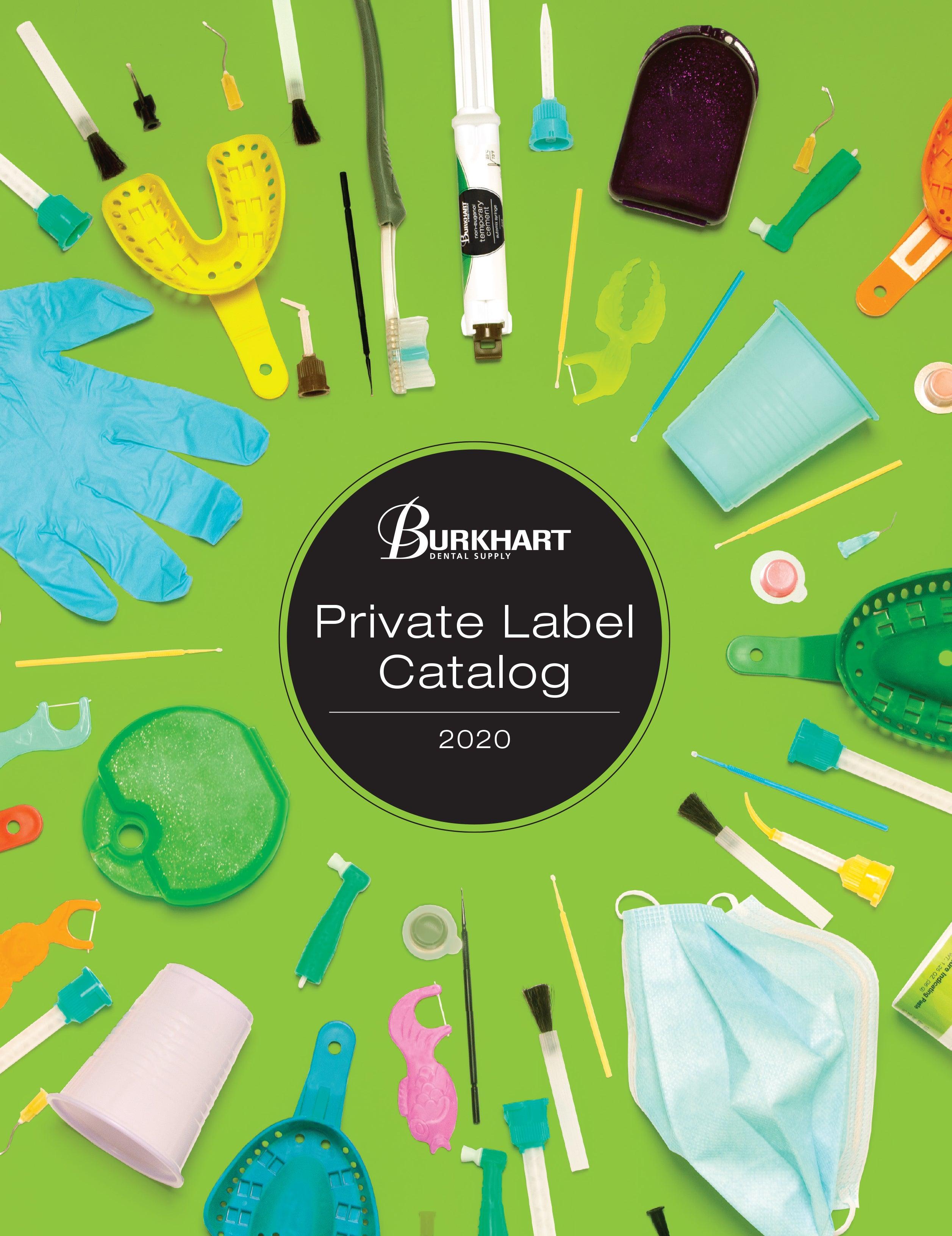 Burkhart Private Label Catalog 2019 1