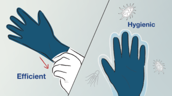 Nitrile Efficient and Hygienic System