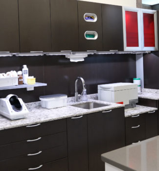 Bowens Sterilization Room