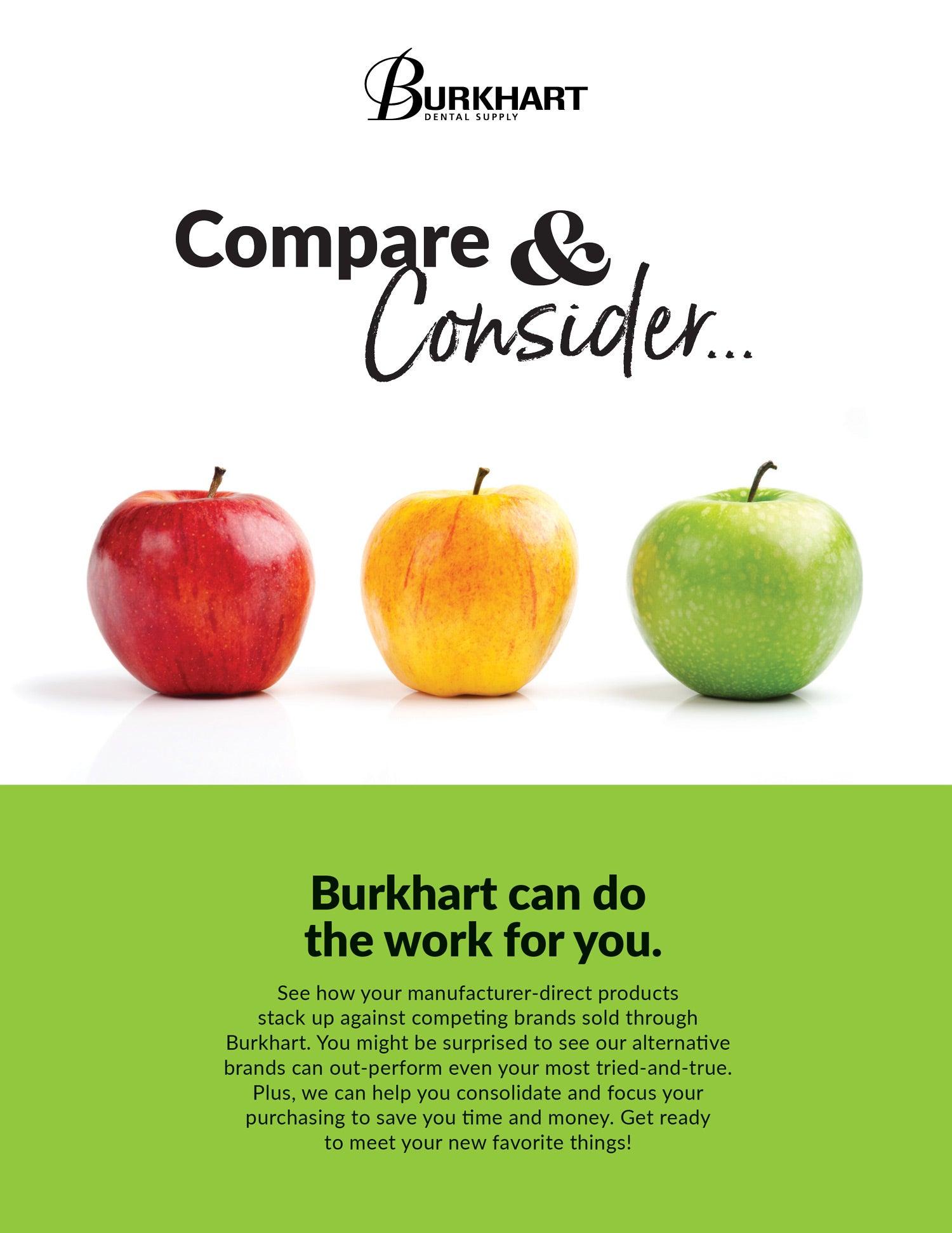 Compare & Consider